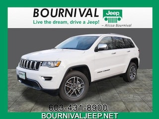 2020 Jeep Grand Cherokee LIMITED 4X4 Sport Utility in Portsmouth, NH