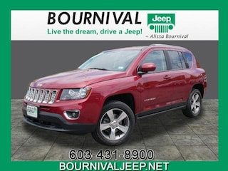 2017 Jeep Compass Latitude 4x4 SUV in Portsmouth, NH
