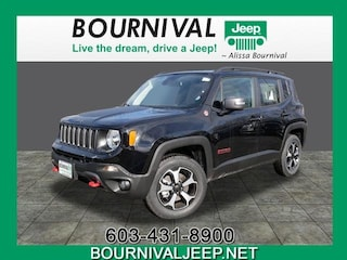 2020 Jeep Renegade TRAILHAWK 4X4 Sport Utility in Portsmouth, NH