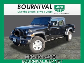2020 Jeep Gladiator SPORT S 4X4 Crew Cab in Portsmouth, NH