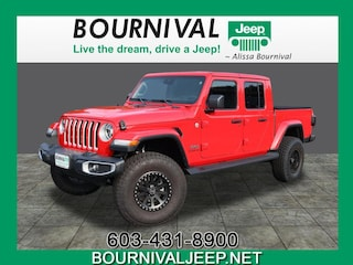 2020 Jeep Gladiator OVERLAND 4X4 Crew Cab in Portsmouth, NH