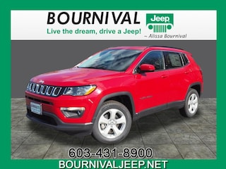 2019 Jeep Compass LATITUDE 4X4 Sport Utility in Portsmouth, NH