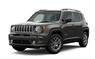 2020 Jeep Renegade LATITUDE 4X4 Sport Utility in Portsmouth, NH