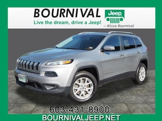 New 2016 Jeep Cherokee Latitude 4x4 SUV in Portsmouth