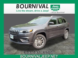 2019 Jeep Cherokee LATITUDE PLUS 4X4 Sport Utility in Portsmouth, NH