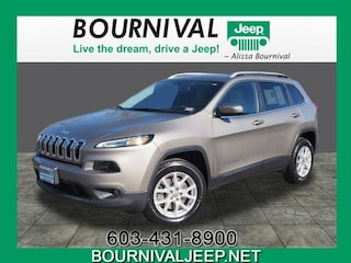 New 2017 Jeep Cherokee Latitude 4x4 SUV in Portsmouth