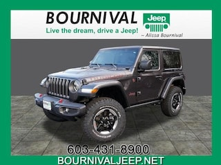 New 2020 Jeep Wrangler RUBICON 4X4 Sport Utility in Portsmouth, NH
