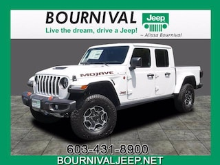 2021 Jeep Gladiator MOJAVE 4X4 Crew Cab in Portsmouth, NH