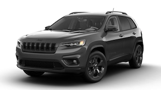 2021 Jeep Cherokee ALTITUDE 4X4 Sport Utility in Portsmouth, NH