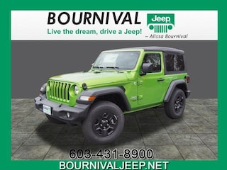 New 2018 Jeep Wrangler SPORT 4X4 Sport Utility in Portsmouth, NH