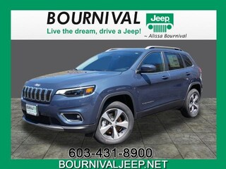 2020 Jeep Cherokee LIMITED 4X4 Sport Utility in Portsmouth, NH