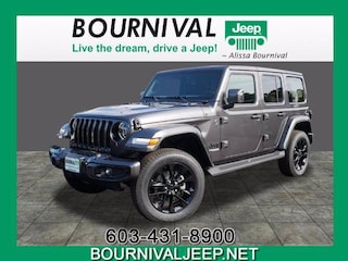 2021 Jeep Wrangler UNLIMITED HIGH ALTITUDE 4X4 Sport Utility in Portsmouth, NH