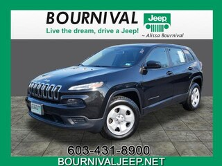 New 2016 Jeep Cherokee Sport 4x4 SUV in Portsmouth