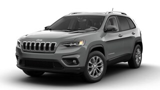 2021 Jeep Cherokee LATITUDE LUX 4X4 Sport Utility in Portsmouth, NH