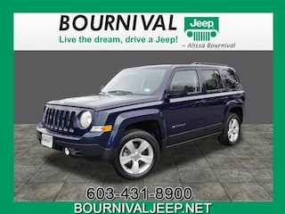 2017 Jeep Patriot Latitude 4x4 SUV in Portsmouth, NH