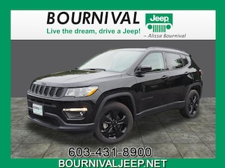 2020 Jeep Compass ALTITUDE 4X4 Sport Utility in Portsmouth, NH