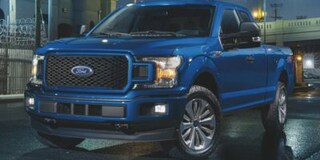 2018 Ford F-150 STX Truck SuperCab Styleside