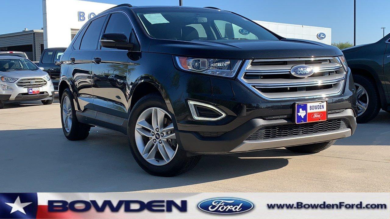 2015 Ford Edge SEL SUV