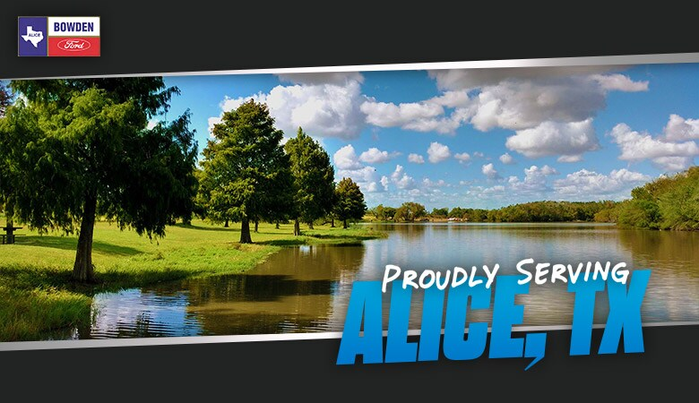 Proudly Serving Alice, TX | Bowden Ford | Alice, TX
