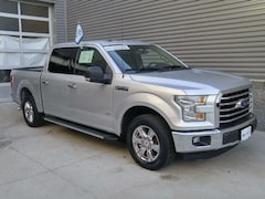 2016 Ford F-150 2WD Supercrew 145 XLT Truck SuperCrew Cab