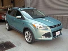 2013 Ford Escape 4WD 4dr Titanium SUV