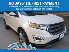 2018 Ford Edge Titanium AWD SUV