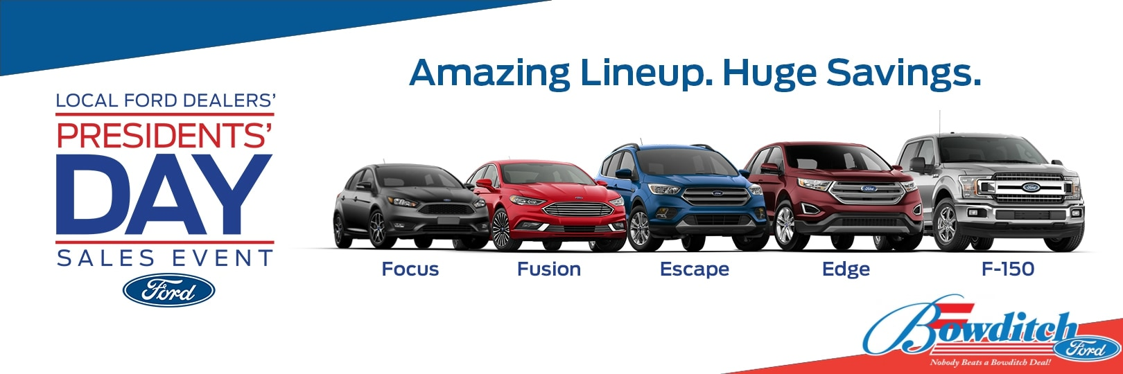 Bowditch Ford New Ford Dealership In Newport News VA - Nearest ford dealership