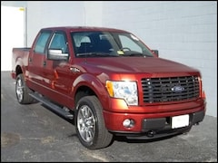 2014 Ford F-150 4WD Supercrew 145 STX Truck SuperCrew Cab