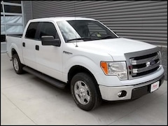 2014 Ford F-150 2WD Supercrew 145 XLT Truck SuperCrew Cab