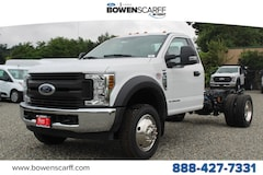 2019 Ford Super Duty F-450 DRW XL Regular Cab Chassis-Cab