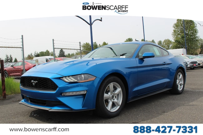 2019 Ford Mustang EcoBoost Car