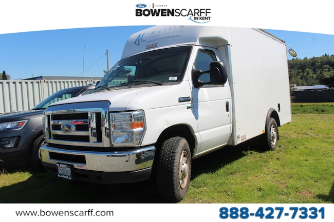 2013 Ford Econoline Commercial Cutaway Cutwy Specialty Vehicle