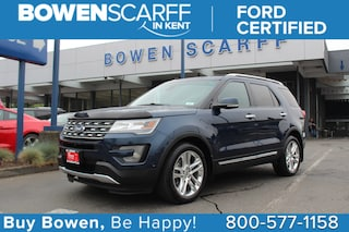 2016 Ford Explorer Limited Sport Utility