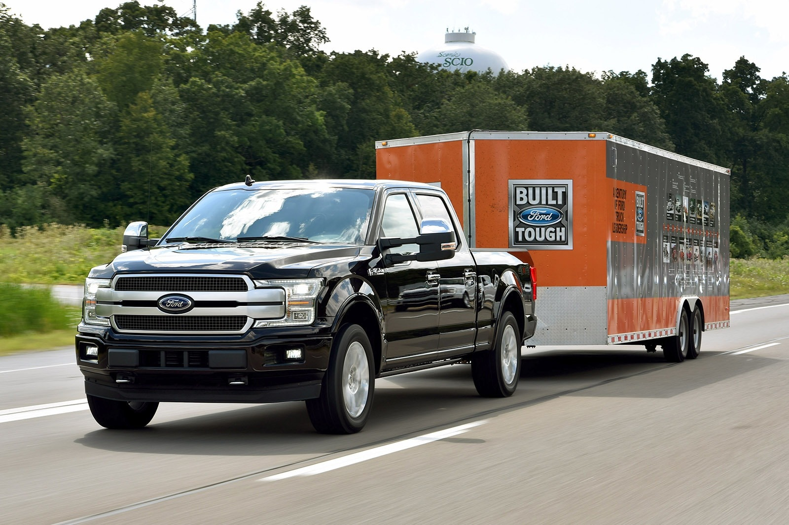 2020 Ford F-150 Towing Capacity | Bowen Scarff Ford ...