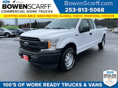 2020 Ford F-150 XL 8-Ft Box Extended Cab Pickup