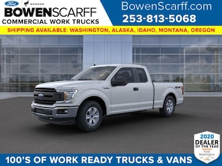 2020 Ford F-150 XL 6.5-Ft Box Extended Cab Pickup