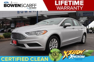 2017 Ford Fusion S Car