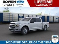 2020 Ford F-150 XLT 5.5-Ft Box Crew Cab Pickup