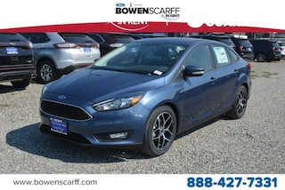 2018 Ford Focus SEL Car