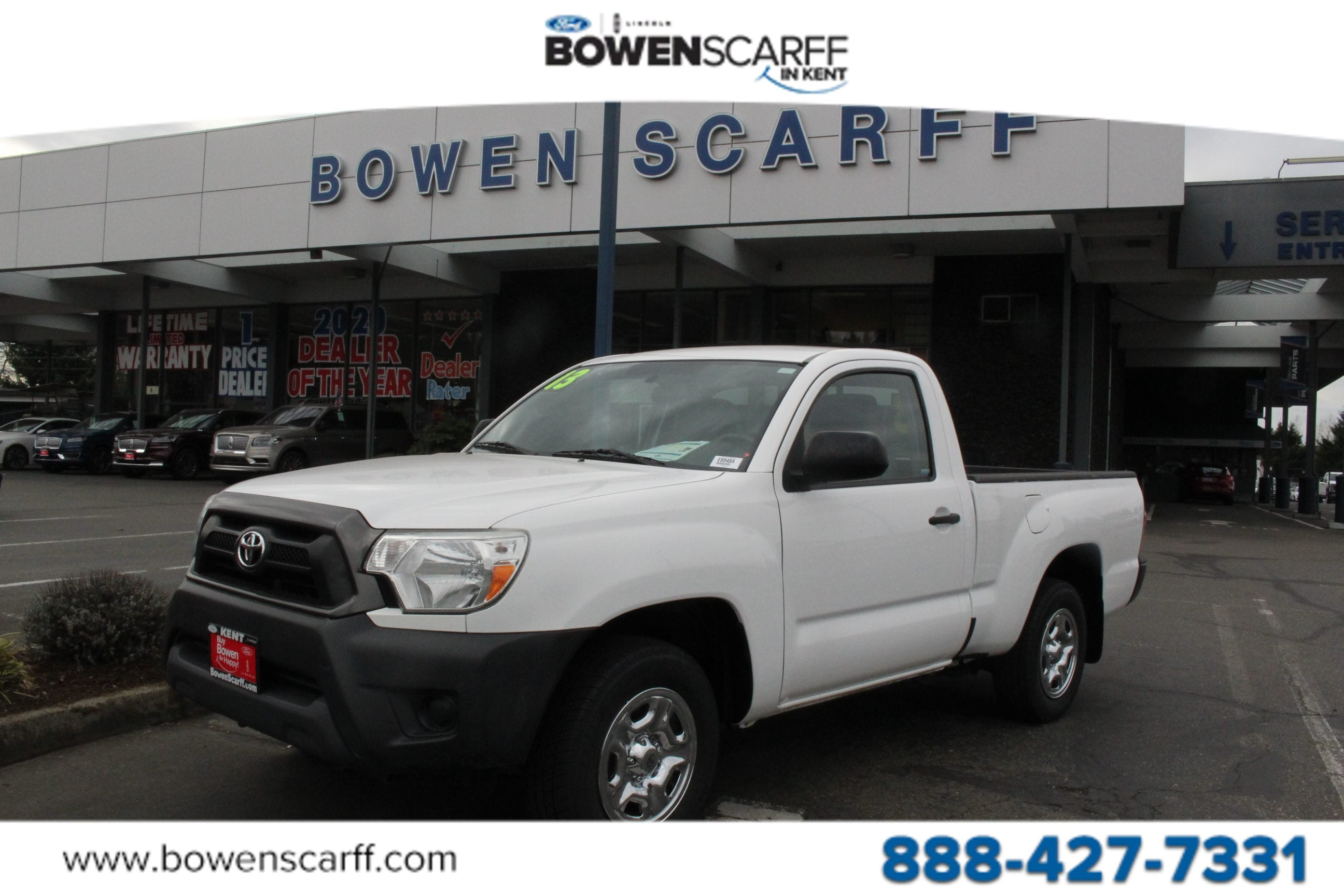 2013 Toyota Tacoma Base Regular Cab Pickup