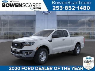 2020 Ford Ranger XL Extended Cab Pickup