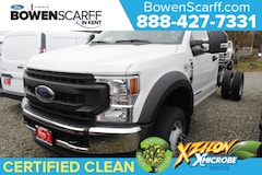 2020 Ford Super Duty F-450 DRW XL Regular Cab Chassis-Cab