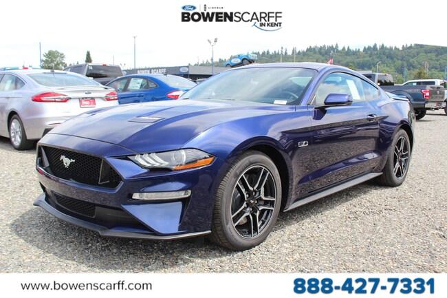 2019 Ford Mustang GT Premium Car