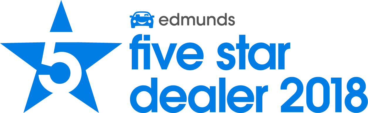 Edmund's logo showing that Bowen Scarff Ford in Kent, WA near Seattle is a 5 Star Edmund's dealership class=