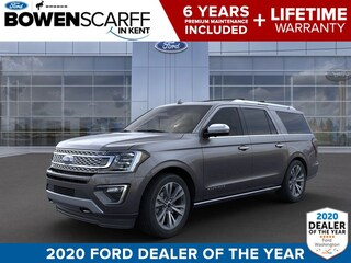 2020 Ford Expedition Max Platinum Sport Utility