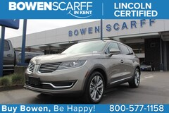 Used 2016 Lincoln MKX Reserve - Lincoln Certified Sport Utility
