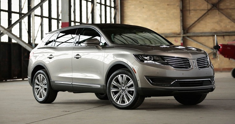 2017 Lincoln MKX at Bowen Scarff Lincoln