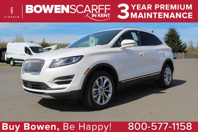 2019 Lincoln MKC Select Sport Utility