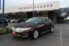 Used 2009 Lincoln MKS Car