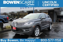 Used 2017 Lincoln MKC Premiere - Lincoln Certified Sport Utility
